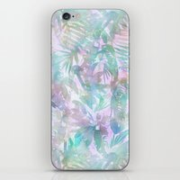 Vibe Of The Jungle -G iPhone & iPod Skin