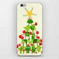 Happy New Year 2013 iPhone & iPod Skin