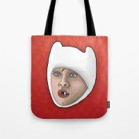 Finn the human Tote Bag