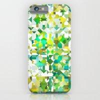 Zellige   001 Green iPhone 6 Slim Case
