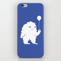 Happy Monster iPhone & iPod Skin