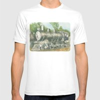 Relic Mens Fitted Tee White SMALL