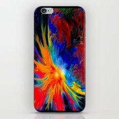 Massive ejection iPhone & iPod Skin