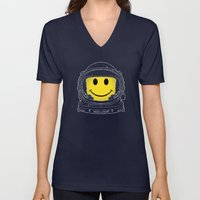 Happiness Unisex V-Neck