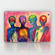 Hot Shots Laptop & iPad Skin