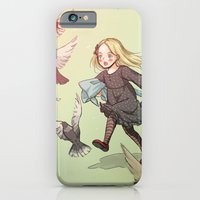 iPhone & iPod Case featuring Lili Fly by Moonsia