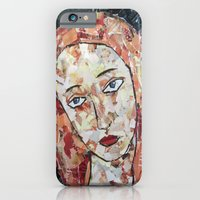 iPhone & iPod Case featuring MELANCHOLIC VENUS by JANUARY FROST