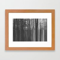 Loading nature Framed Art Print
