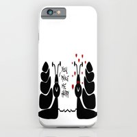 iPhone & iPod Case featuring Snails Love by Digital-Art