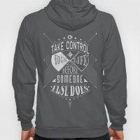 Take Control Hoody