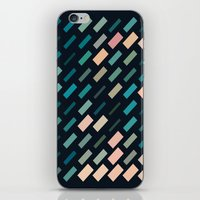Color Story - Patches iPhone & iPod Skin