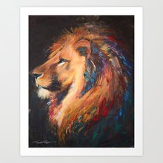 Majestical Art Print