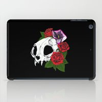 Kitty Skull iPad Case