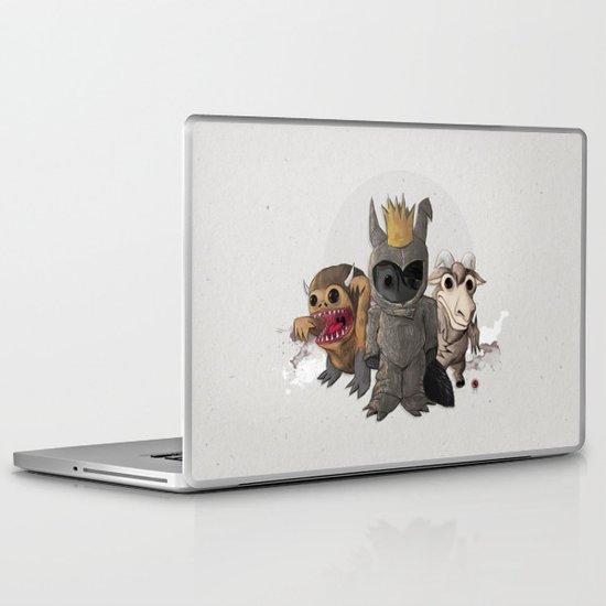 Wild one³ Laptop & iPad Skin