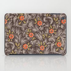 Floral Pattern 1 iPad Case