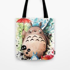 Tribute To Ghibli : The … Tote Bag