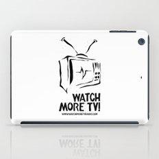 Watch More TV Radio iPad Case