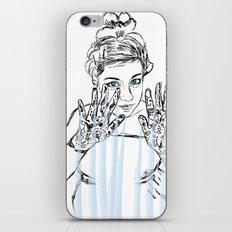Didi iPhone & iPod Skin