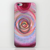 Calabash Nebula iPhone & iPod Skin