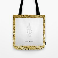Golden Rules #5 Tote Bag