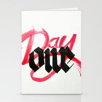 One Day / Day One Stationery Cards
