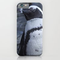 iPhone & iPod Case featuring Penguin by Todd Langland