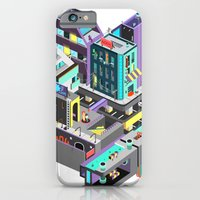 iPhone & iPod Case featuring ESC by Helen Kaur