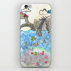 The Mermaid Of Zennor iPhone & iPod Skin