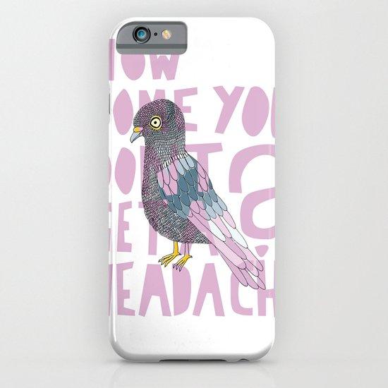 Headache! iPhone & iPod Case