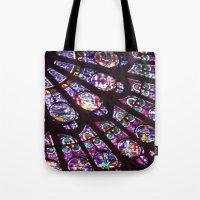 Rose Window (Notre Dame)… Tote Bag