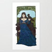 pagan poetry Art Print