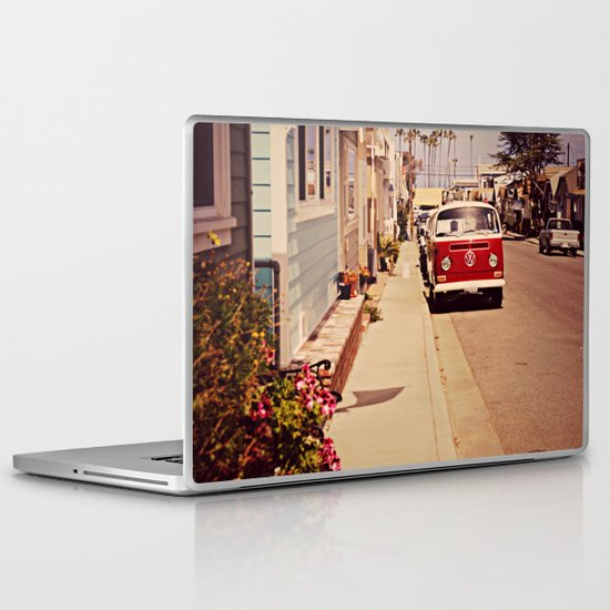 VW BUS Laptop & iPad Skin