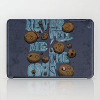 Never Tell Me The Odds iPad Case