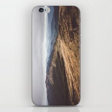 Over the hills and far away iPhone & iPod Skin