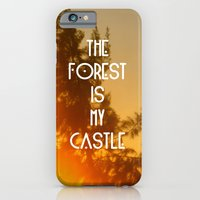 The forest iPhone 6 Slim Case