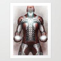 Mark V Art Print