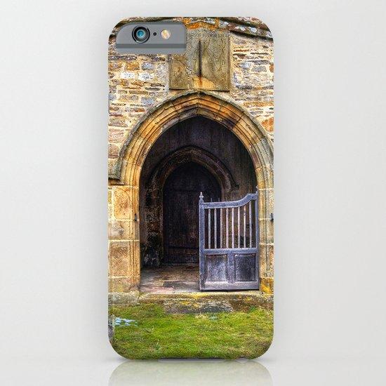 Holy Trinity Church, Wensley iPhone & iPod Case