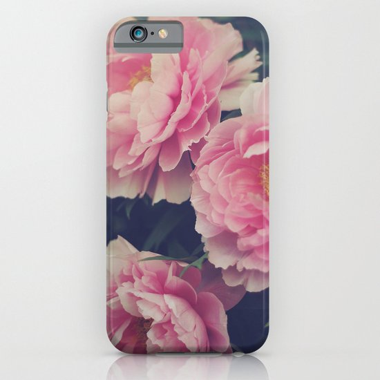 Peonies  iPhone & iPod Case