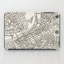 Nashville Map iPad Case