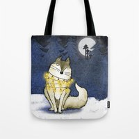 Peace under the Moon Tote Bag