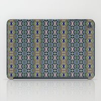 Emerald, Gold And Lapis iPad Case