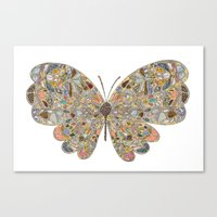 You Too Can Fly Canvas Print