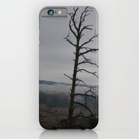 iPhone & iPod Case featuring Haunted Landscape by Jennifer L. Craft