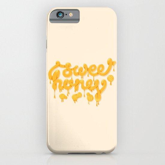 Sweet as honey iPhone & iPod Case