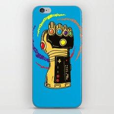 Infinity Power iPhone & iPod Skin