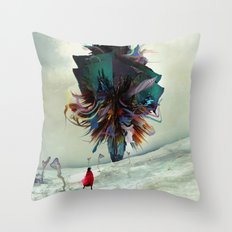 Soh:adoe Throw Pillow