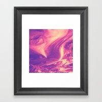 Materia C Framed Art Print