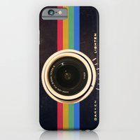 iPhone & iPod Case featuring Modern Vintage inspired Camera! by eddiek3