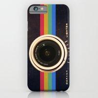 Modern Vintage Inspired … iPhone 6 Slim Case
