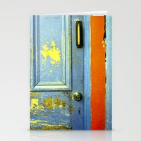 Primary Door Stationery Cards